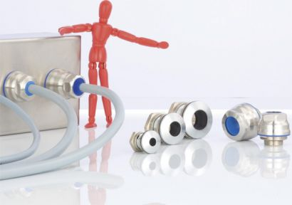 Hygienic Design Cable Glands