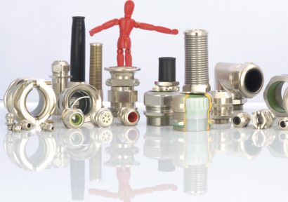 Metallic Cable Glands