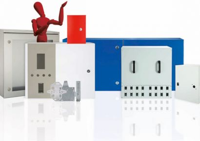 Special enclousures, Wall-mounted & Floor-standing enclousures