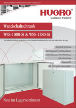 WSS wall control cabinet 1080-St / 1280-St