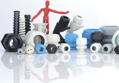 Synthetic Material Cable Glands